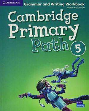 Cambridge Primary Path Grammar And Writing Workbook 5