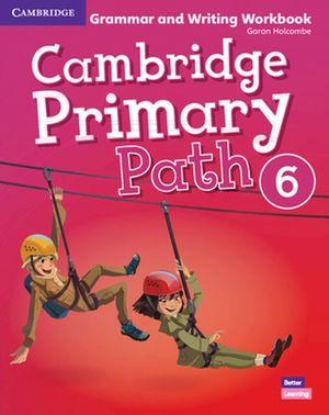 Cambridge Primary Path Grammar And Writing Workbook 6
