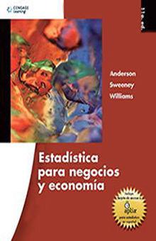 ESTADISTICA PARA NEGOCIOS Y ECONOMIA / 11 ED. (INCLUYE TARJETA DE ACCESO A APLIA)