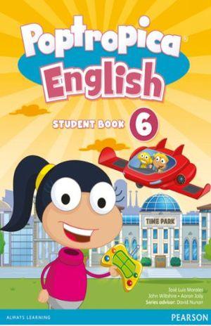 POPTROPICA ENGLISH AMERICAN STUDENT BOOK 6 / POPTROPICA ENGLISH WORLD ACCESS CARD LEVEL 6