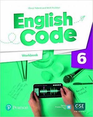 English Code Workbook. Level 6
