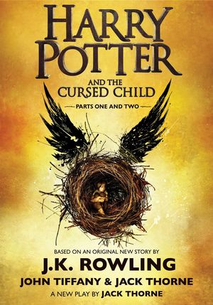 HARRY POTTER AND THE CURSED CHILDS. PARTS I & II / PD.