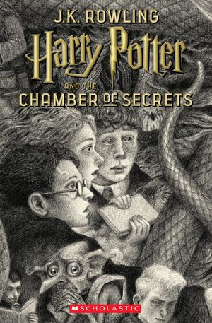 Harry Potter and the chamber of secrets (Edición de aniversario)