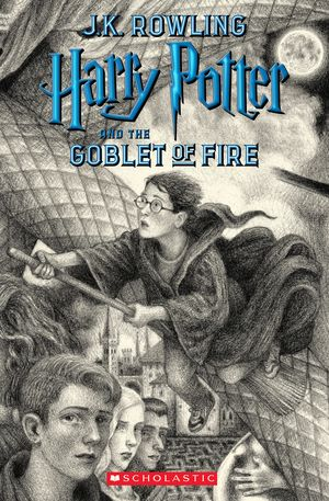 HARRY POTTER AND THE GOBLET OF FIRE (EDICION DE ANIVERSARIO)