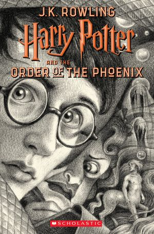 HARRY POTTER AND THE ORDER OF THE PHOENIX (EDICION DE ANIVERSARIO)