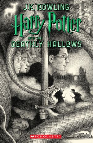 HARRY POTTER AND THE DEATHLY HALLOWS (EDICION DE ANIVERSARIO)