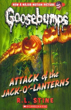 ATTACK OF THE JACK O LANTERNS. GOOSEBUMPS