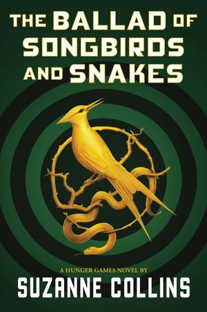 The ballad of songbirds and snakes / Hunger Games / pd.