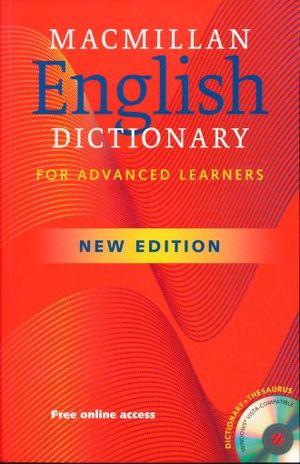 MACMILLAN ENGLISH DICTIONAY FOR ADVANCED LEARNERS