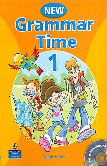 GRAMMAR TIME NEW EDITION STUDENTS BOOK LEVEL 1 (INCLUYE CD ROM)