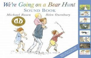 WERE GOING ON A BEAR HUNT. SOUND BOX / PD.