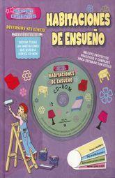 HABITACIONES DE ENSUEÑO / PD. (INCLUYE CD ROM)