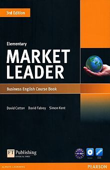 ELEMENTARY MARKET LEADER. BUSINES ENGLISH COURSE  BOOK (INCLUYE CD) / 3 ED.