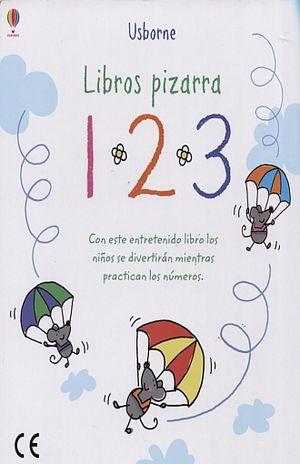 1 2 3. LIBROS PIZARRA
