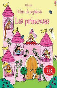 PRINCESAS, LAS. LIBRO DE PEGATINAS