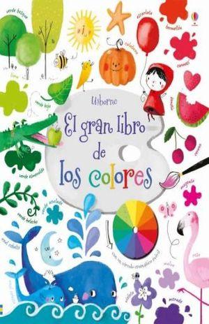 GRAN LIBRO DE LOS COLORES, EL / PD.