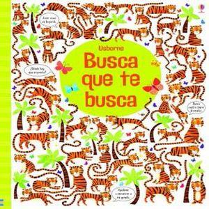 BUSCA QUE TE BUSCA / PD.