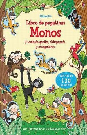 MONOS Y TAMBIEN GORILAS. CHIMPANCES Y ORANGUTANES
