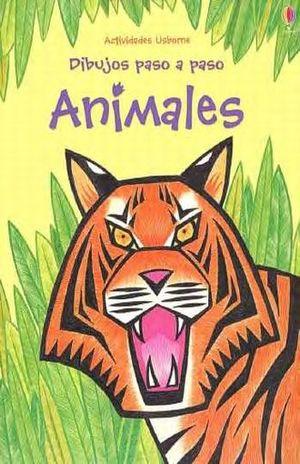 ANIMALES. DIBUJOS PASO A PASO