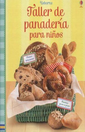 TALLER DE PANADERIA PARA NIÑOS / PD.