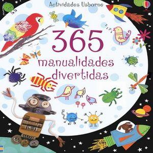 365 MANUALIDADES DIVERTIDAS / PD.