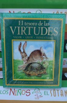 TESORO DE LAS VIRTUDES. VEINTE RELATOS PARA CULTIVAR LO MEJOR / PD.