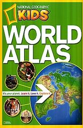 WORLD ATLAS. NATIONAL GEOGRAPHIC KIDS