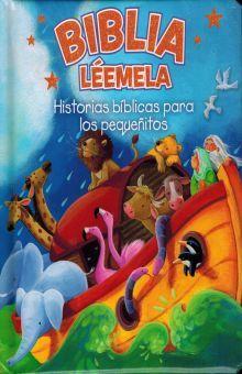 BIBLIA LEEMELA. HISTORIAS BIBLICAS PARA LOS PEQUEÑITOS / PD.