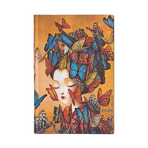 Agenda 2021 Madame Butterfly Mini