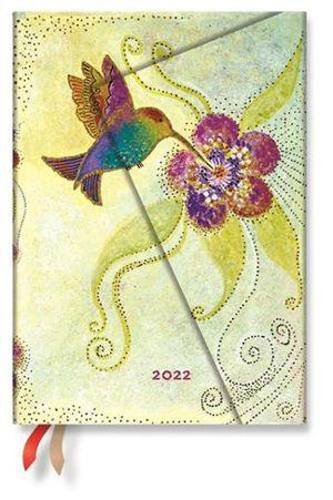 Agenda Hummingbird 2022 Midi