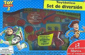 TOYTASTICO SET DE DIVERSION TOY STORY 3