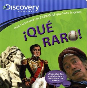 DISCOVERY CHANNEL. QUE RARO
