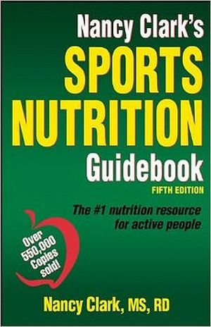 SPORTS NUTRITION GUIDEBOOK / 5 ED.