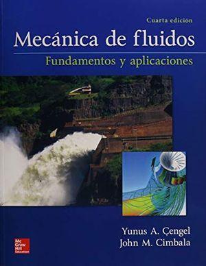Bundle Mecánica de fluidos. Fundamentos y aplicaciones