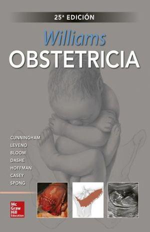 WILLIAMS OBSTETRICIA / 25 ED. / PD.