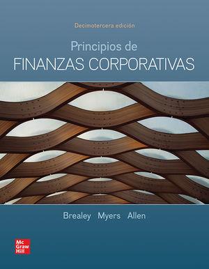 Bundle Principios de Finanzas corporativas con Connect