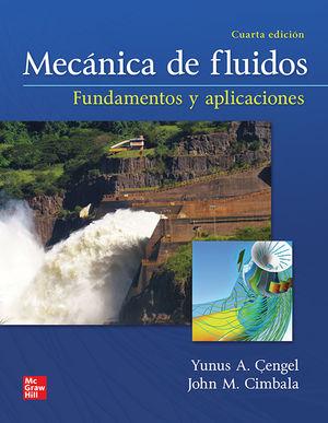Bundle Mecánica de fluidos. Fundamentos y aplicaciones con Connect