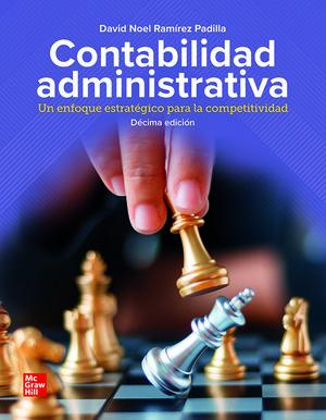 Bundle Contabilidad administrativa. Un enfoque estratégico para la competitividad con Connect