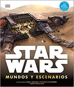 Star Wars mundos y escenarios / Pd.