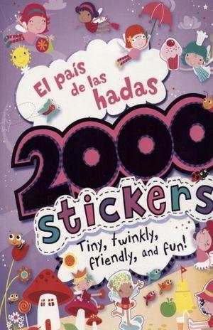 PAIS DE LAS HADAS, EL. 2000 STICKERS