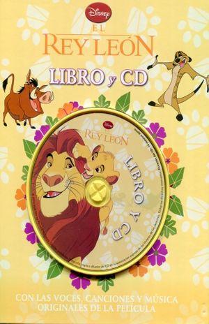 REY LEON, EL / PD. (LIBRO + CD)