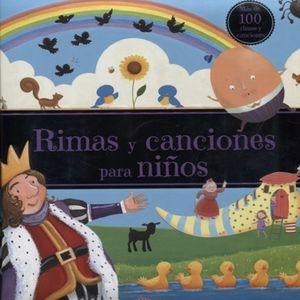 RIMAS Y CANCIONES PARA NIÑOS. MAS DE 100 RIMAS Y CANCIONES / PD.