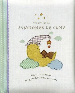 COLECCION DE CANCIONES DE CUNA / PD.