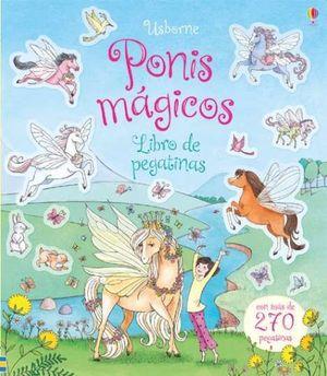 PONIS MAGICOS. LIBRO DE PEGATINAS