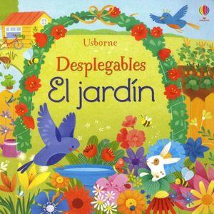 JARDIN, EL. DESPLEGABLES / PD.