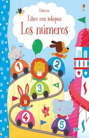 NUMEROS, LOS. LIBRO CON SOLAPAS / PD.