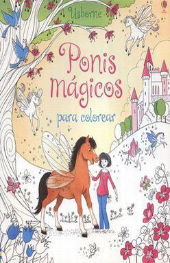 PONIS MAGICOS PARA COLOREAR