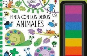 ANIMALES / PINTA CON LOS DEDOS / PD.