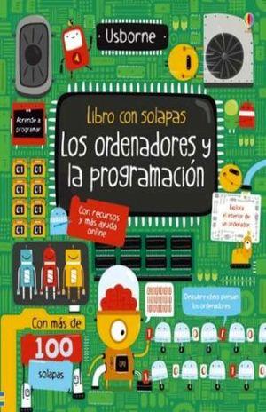 ORDENADORES Y LA PROGRAMACION, LOS. LIBRO CON SOLAPAS / PD.