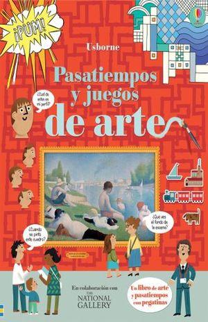 PASATIEMPOS Y JUEGOS DE ARTE